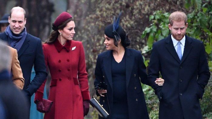 Pangeran William dan Kate Middleton Dikabarkan Gelisah Lihat Foto Harry-Meghan di Majalah TIME 100