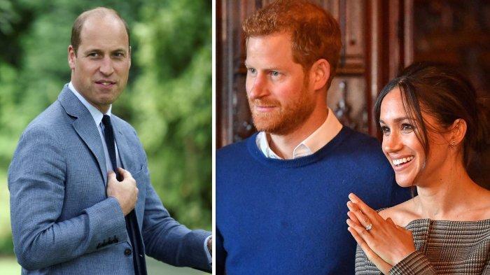 Pangeran William Dikabarkan Takut akan Rencana Pangeran Harry dan Meghan yang Ingin Jadi Influencer