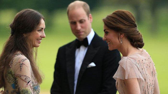 Heboh Gosip Perselingkuhan Pangeran William, Benarkah Pelakornya Teman Dekat Kate Middleton?