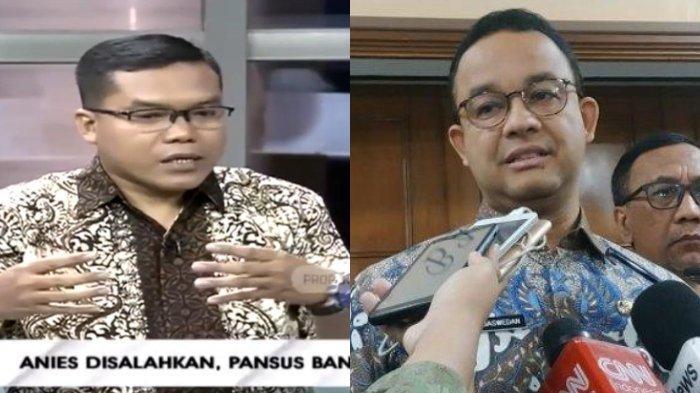 DPRD DKI Jakarta Usulkan Pansus Banjir, Upaya Turunkan Elektabilitas Anies Baswedan?