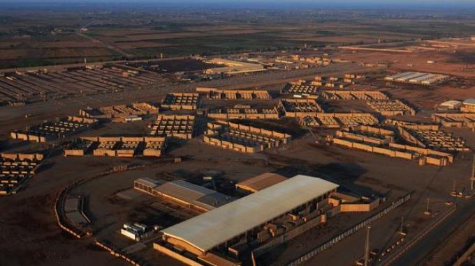 Pangkalan Udara Al Balad di Baghdad Dihantam Roket, 4 Tentara Irak Terluka