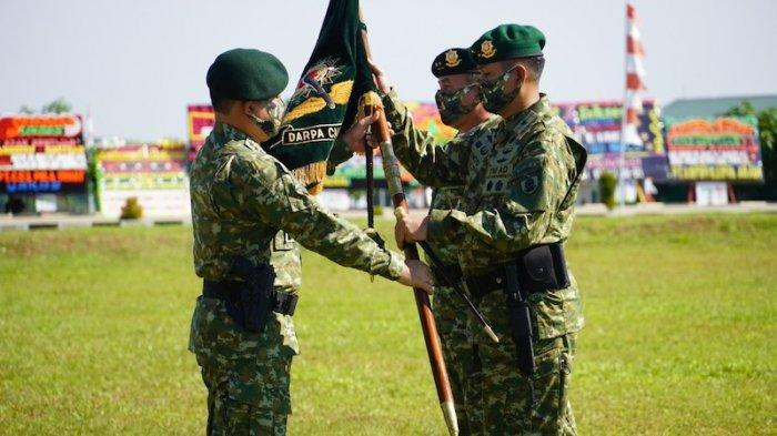 Brigjen TNI Kunto Arief Wibowo Resmi Jabat Panglima Divisi Infanteri 3 Kostrad