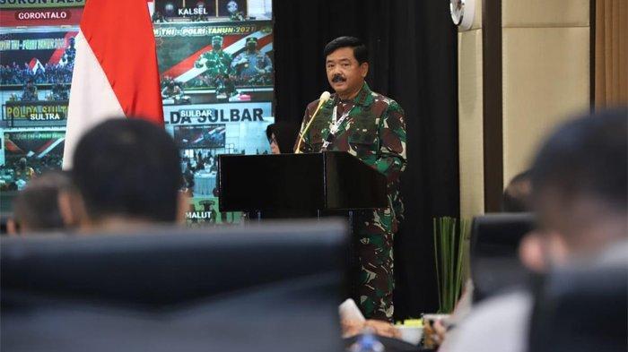 Panglima TNI: Aktor Separatis Papua Manfaatkan Media Sosial untuk Propaganda