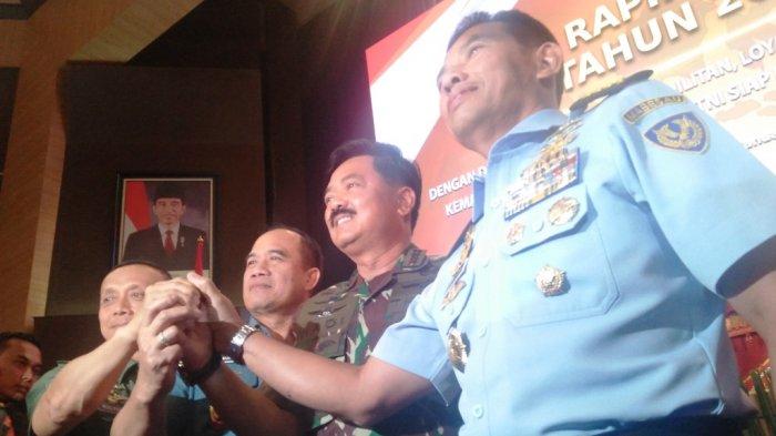 TNI Bentuk Satgas Kesehatan Untuk Wilayah Terpencil