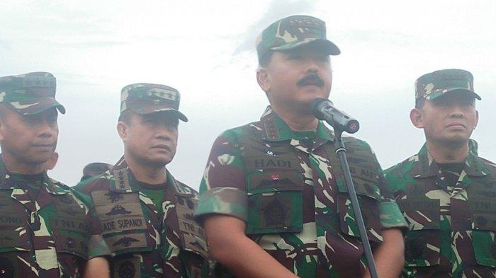 Panglima TNI Ingatkan Satgaskes yang Bertugas di Papua Senantiasa Bertindak Profesional