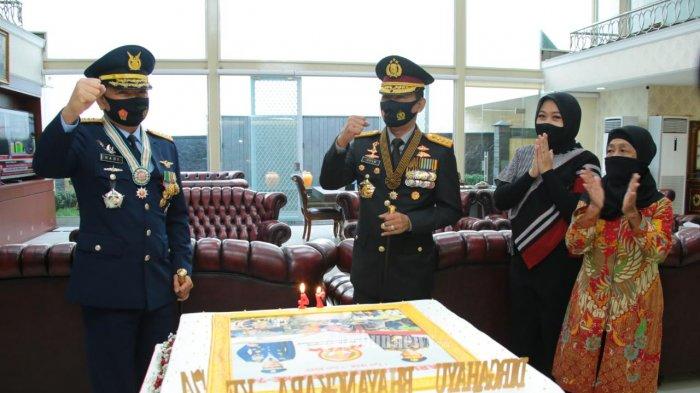 HUT Ke-74 Bhayangkara, Mahfud MD Minta Polri Tetap Terbuka Terhadap Kritik