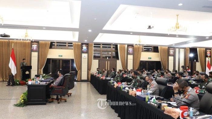 Belajar dari Konflik Azebaijan dan Armenia, Panglima TNI Ajak Pimpinan TNI Soroti Perkembangan Drone