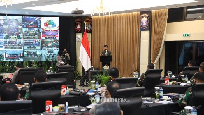 Panglima TNI: Pelanggaran HAM Hanya akan Menjauhkan TNI dari Rakyat dan Buat Musuh Makin Kuat