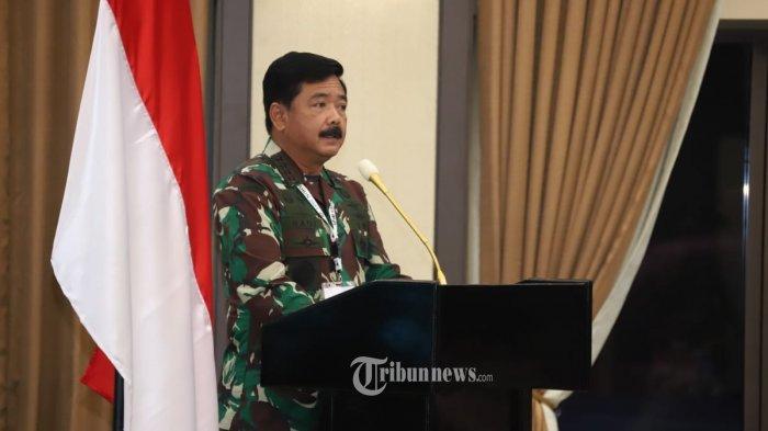 Rapim TNI-Polri 2021, Panglima TNI Bahas PPKM Skala Mikro di Jawa-Bali
