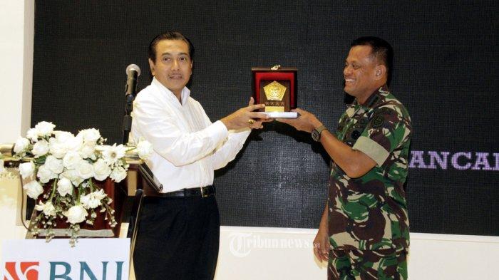 Panglima TNI Ceramah Dihadapan 240 Unsur Pimpinan Bank BNI