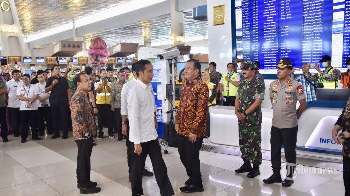 Setelah Telepon PM Singapura, Jokowi Hubungi Dirjen WHO Bicarakan Virus Corona