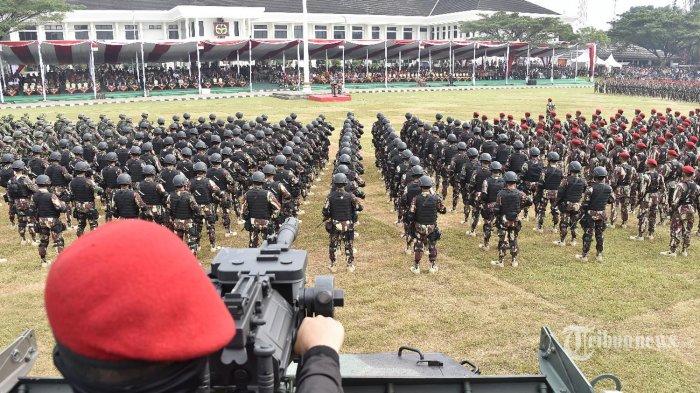 Inilah Slogan 'Menggetarkan Jiwa' Milik Kopassus, 7 Pasukan Militer Dunia Juga Pakai Kalimat Keren