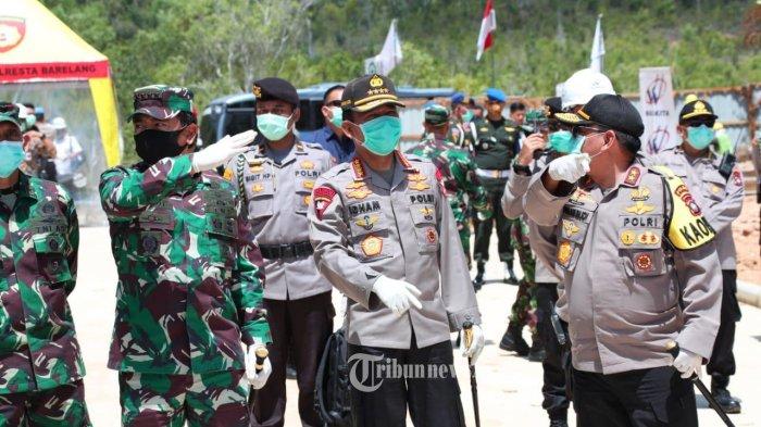 TNI-Polri Siap Dukung Penerapan New Normal di Tengah Masyarakat