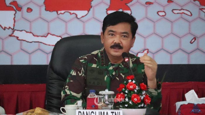 Panglima TNI Mutasi 56 Perwira Tinggi TNI, Inilah Nama-namanya