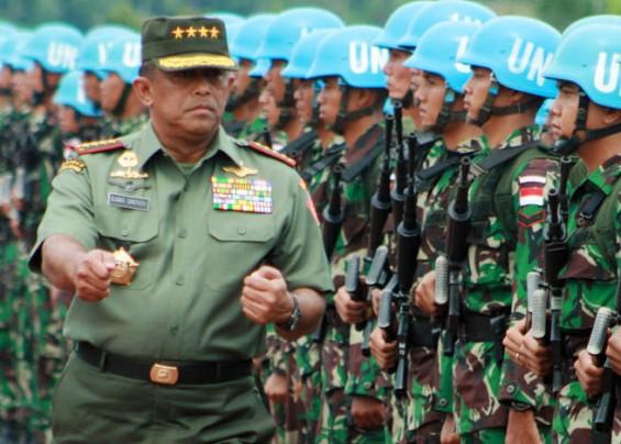 Mengenal Lebih Dekat Almarhum Djoko Santoso, Mantan Panglima TNI Segudang Prestasi