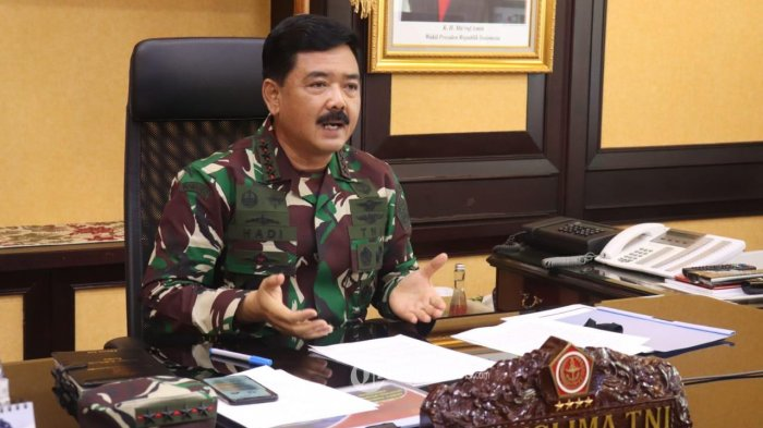 Panglima TNI Berharap UNS Tidak Lupa Bangun Karakter Bangsa