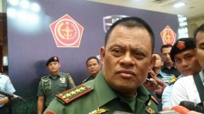 Panglima TNI: Tidak Ada Niat Sedikitpun Prajurit Menembak Temannya Sendiri