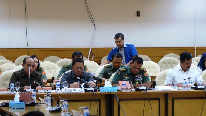 Jenderal Gatot Tegaskan TNI Siap Amankan Pemilu 2019