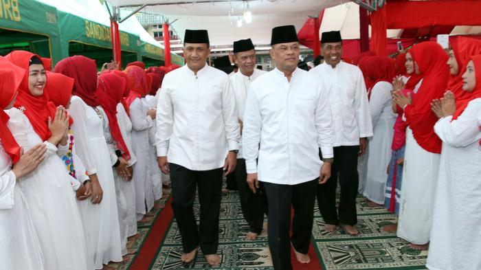 Panglima TNI Minta Didoakan Agar TNI Dekat Dengan Rakyat