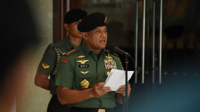 Ini Puisi Panglima TNI Gatot Nurmantyo di Rapimnas Golkar
