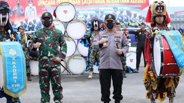 Panglima TNI Titipkan Taruna dan Taruni Latsitarda Nusantara 2021 Kepada Masyarakat Sumatera Utara