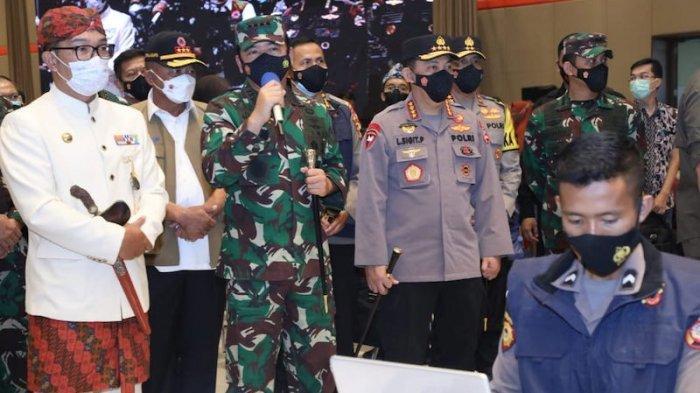 Panglima TNI: Disiplin Protokol Kesehatan Senjata Paling Ampuh Memutus Rantai Penularan Covid-19