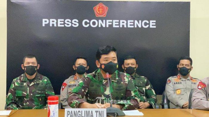 Raker Komisi I DPR dengan Panglima TNI Digelar Tertutup Saat Bahas Alutsista