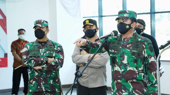 Panglima TNI: Tracing Kontak Erat Harus Terus Dilakukan di Boyolali