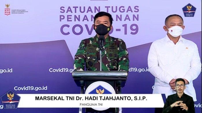 Tracer TNI Akan Dilatih Gunakan Aplikasi Pelacakan Kontak Erat Covid-19 Kemenkes