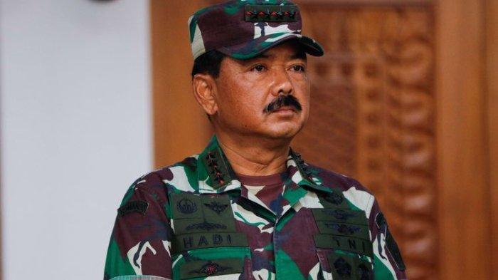 Panglima TNI Jawab Tudingan Gatot Nurmantyo Soal Isu Komunisme Telah Menyusup di Institusi Militer