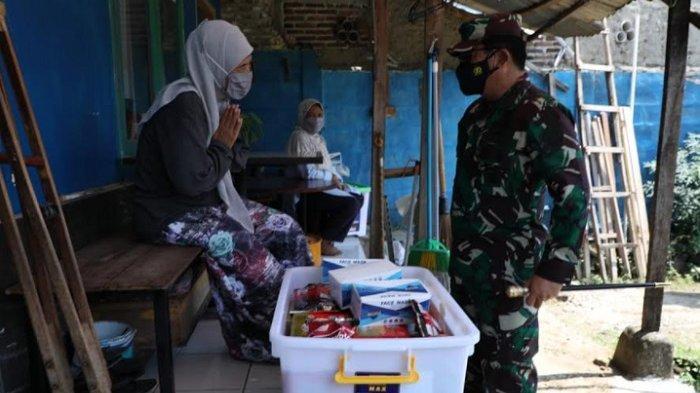 Panglima TNI Dukung Percepatan Vaksinasi Covid-19 di Banten, Kirim Nakes dan Bantuan Obat Gratis