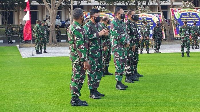 Panglima TNI Resmikan Lapangan Putra Angkasa Akademi Angkatan Udara Yogyakarta
