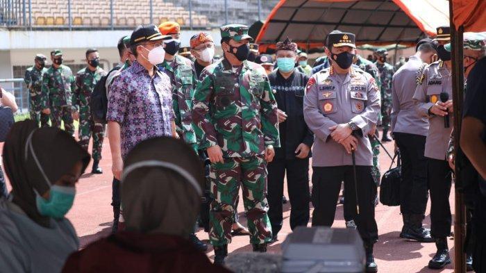Panglima TNI Siap Dukung Vaksinasi Nasional 1 Juta Vaksin Covid-19 Per Hari
