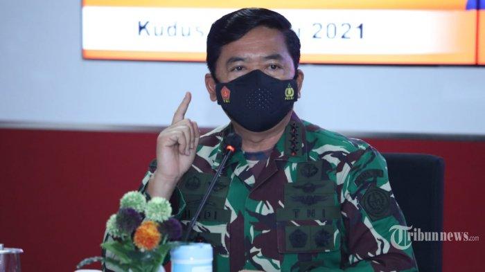 Panglima TNI Turunkan Personel Bantu Testing dan Tracing di Kudus dan Bangkalan