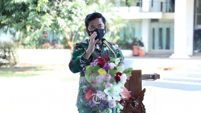 Angka Positif Covid-19 Masih Tinggi, Panglima TNI Imbau Masyarakat Tidak Abai Protokol Kesehatan