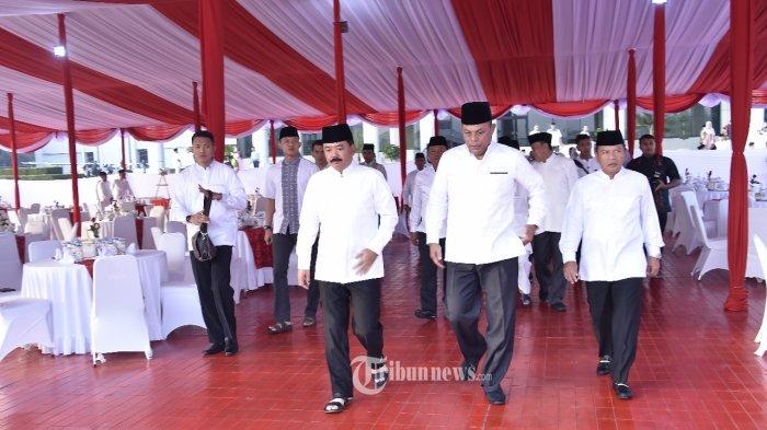Panglima TNI Shalat Idul Adha 1440 H Bersama Ribuan Prajurit.
