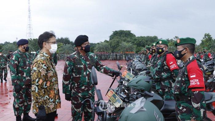 Sahroni Dukung Pelibatan TNI-Polri Sebagai Vaksinator Covid-19: Kunci Akselerasi Herd Immunity!