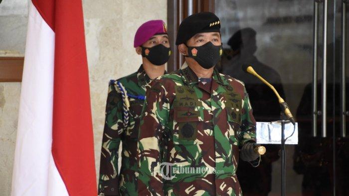 Panglima TNI Lakukan Mutasi Terhadap 33 Perwira Tinggi TNI AU, Berikut Nama-namanya