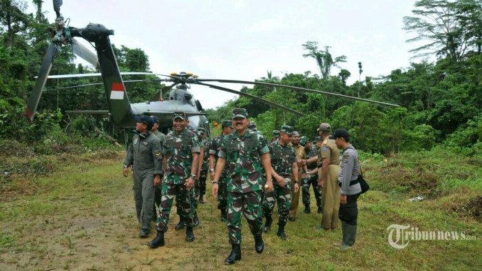 Ketua DPR Serukan Penambahan Pasukan TNI di Papua