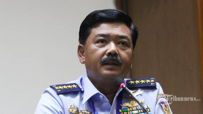 Marsekal Hadi Tjahjanto, Anak Penjual Rujak Cingur Bakal Jadi Panglima TNI