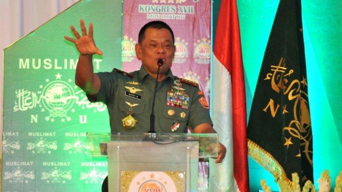 Panglima TNI: Sebaiknya Berdoa di Daerah Masing-masing