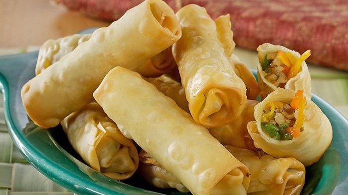 Pangsit isi sayuran, satu dari empat resep gorengan lezat dan sehat untuk berbuka puasa.