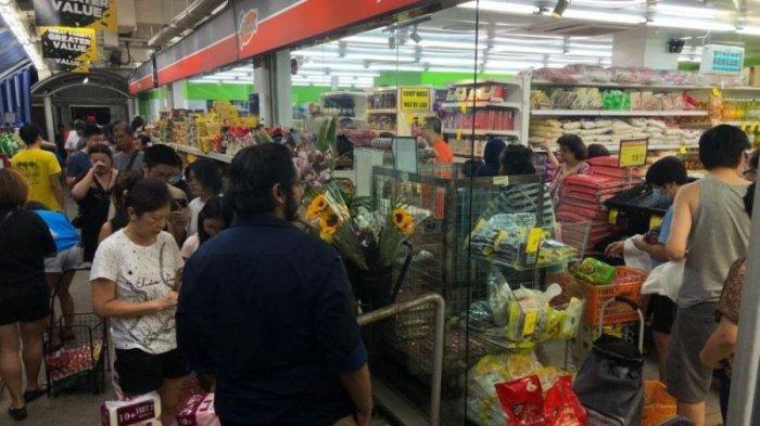 Tegas Perdana Menteri Singapura untuk Warganya, Singgung Makan & Berpesta