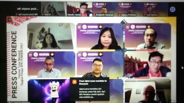 Festival Catur Pelajar Tingkat Nasional-BPK Penabur 2021 Digelar Secara Online