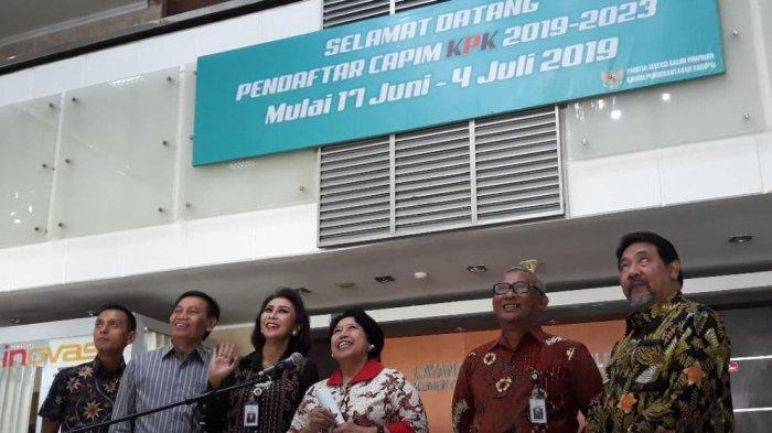 Nama-nama Purnawirawan Polri yang Akan Mengikuti Uji Kompetensi Calon Pimpinan KPK