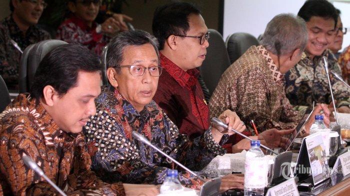 BPK Setor Laporan Hasil Pemeriksaan KPK 10 Tahun Terakhir
