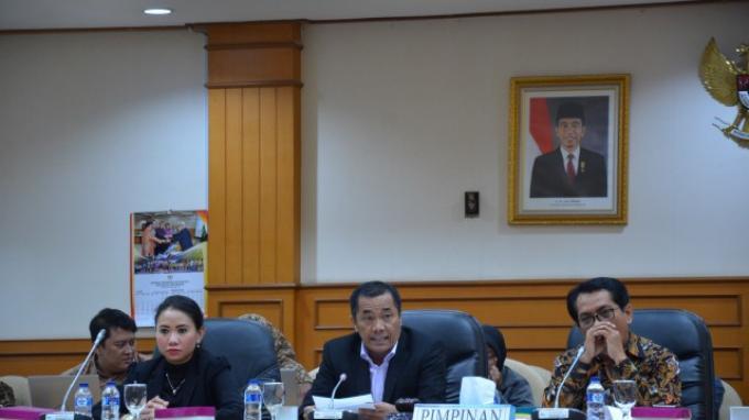 Pansus Setujui RUU Paten Diteruskan Ke Rapat Paripurna DPR
