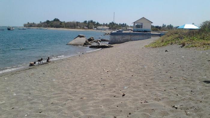 Pantai Pota, Destinasi Wisata yang Tersembunyi di Pulau Flores, Tak Ada Hotel atau Vila di Sini