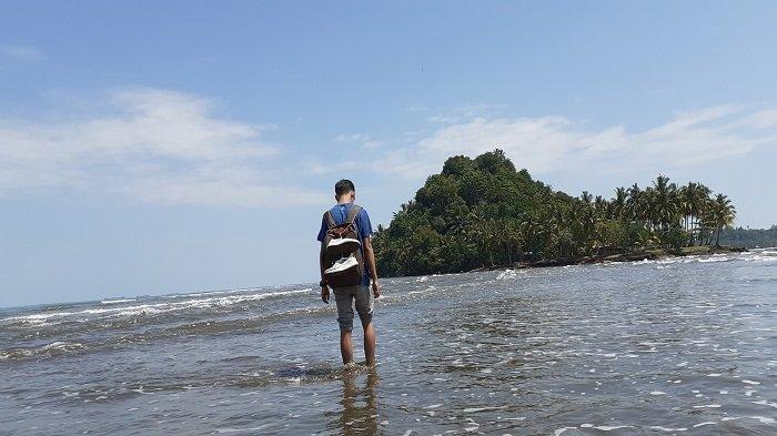 Pulau Pisang Gadang Jadi Lokasi Karantina, Pasien Covid-19 di Padang Bisa Berjemur dan Berenang