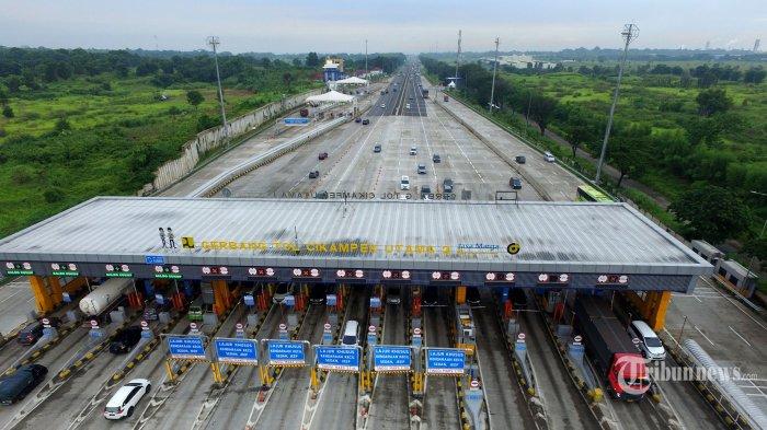 Usai Libur Tahun Baru 2021, 323 Ribu Kendaraan Kembali ke Jakarta